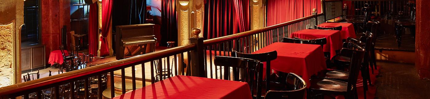 Photo : Cabaret Le Lion d'Or