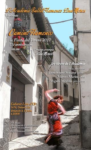 Camino Flamenco_Fiesta 2017