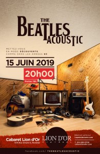 POSTER JPEG-THE BEATLES ACOUSTIC