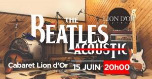 beatles acoustic (not)