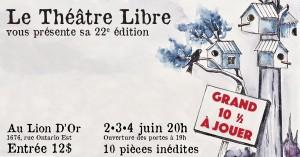 theatre libre