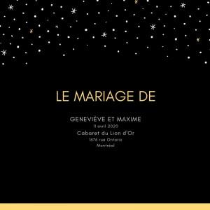mariageMAX