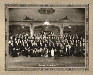Fête de famille 1938