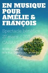 pour amelie et francois