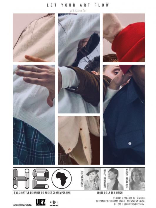 Affiche H2O officiel